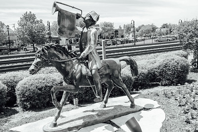 Horse, Art, Sculpture, Palatine, Illinois