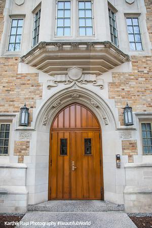 Notre Dame University, South Bend, Indiana