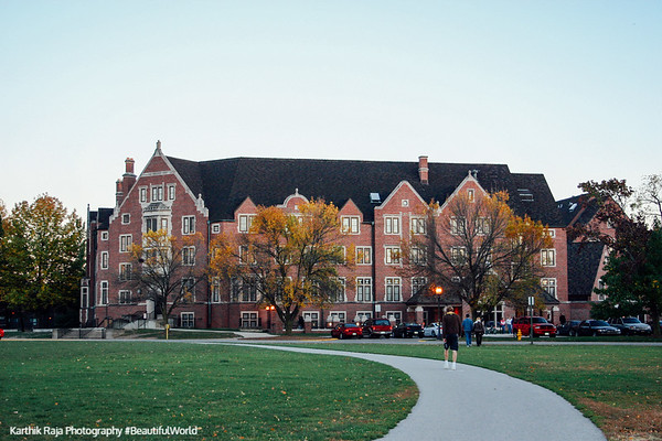 Purdue University, West Lafayette, Indiana