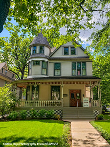 Ernest Hemingway Birthplace Home, Oak Park, Illinois