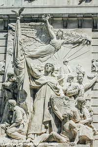 Soldiers' and Sailors' Monument, Indianapolis