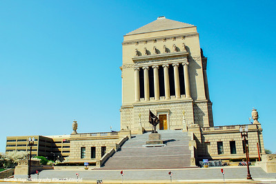 Indiana War Memorial, Indianapolis