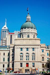 Indiana Statehouse, Indianapolis