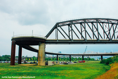 Big Four Bridge, Louisville, Kentucky