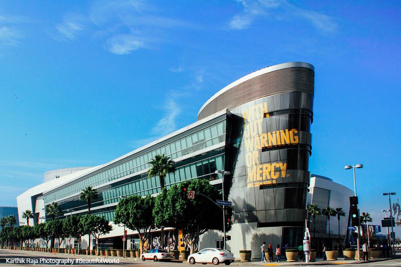 Staples Center, Los Angeles