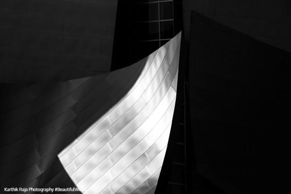 Walt Disney Concert Hall, Los Angeles - Frank Gehry architect