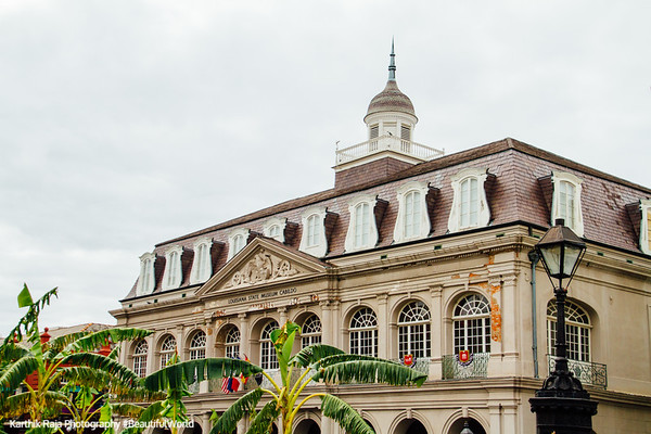 Cabildo, Louisiana State Museum, New Orleans, Louisiana