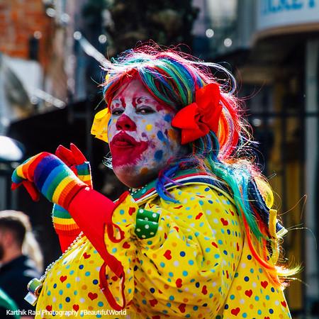 Mardi Gras Parade, New Orleans, Louisiana