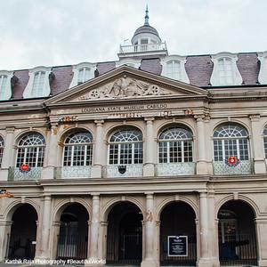 Louisiana State Museum Cabildo, New Orleans, Louisiana
