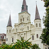 Saint Louis Catholic Cathedral, New Orleans, Louisiana