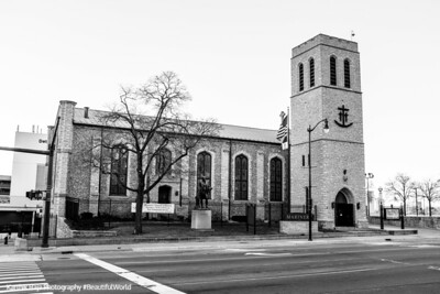 Mariners' Church, Detroit, Michigan