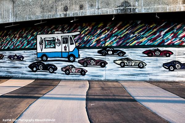 Cars, Detroit, Michigan