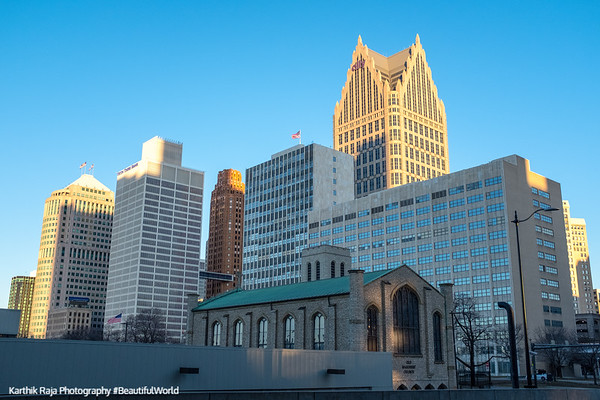 One Detroit Center, Detroit, Michigan