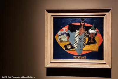 Battle of Amis and Mono, Picasso, Detroit Institute of Arts, Detroit, Michigan