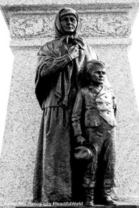 Statue, Minnesota State Capitol, St. Paul
