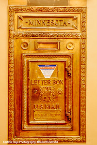 US mail system, Minnesota State Capitol, St.Paul