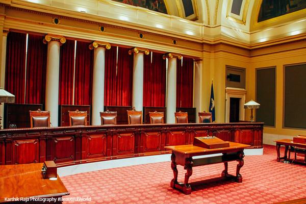 Minnesota Supreme Court, State Capitol
