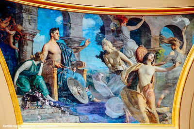 The Civilization of the Northwest, Minnesota State Capitol, St. Paul