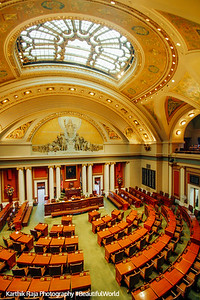 House of Representatives, Minnesota State Capitol, St.Paul