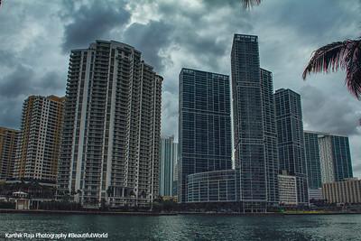 Apartments at Biscayne Bay, Miami, Florida