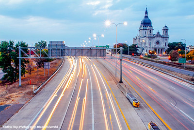 Basilica of Saint Mary, Minneapolis, Highway