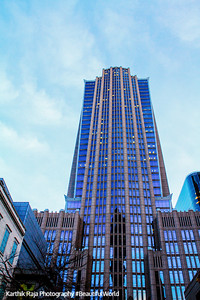The Hearst Tower, Charlotte's 4th tallest building, Charlotte, North Carolina