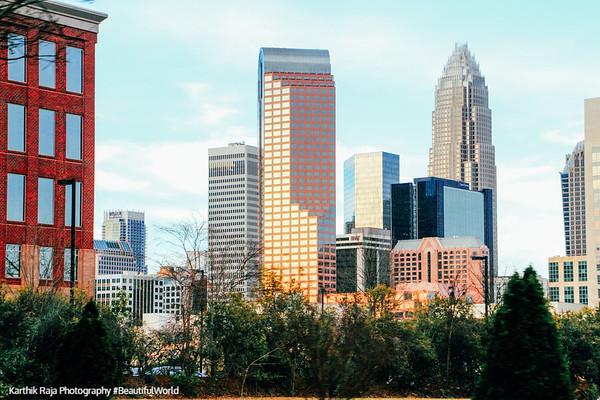 Skyline, Charlotte, North Carolina