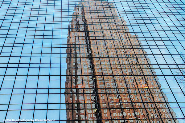 Hearst Tower trapped, Charlotte, North Carolina