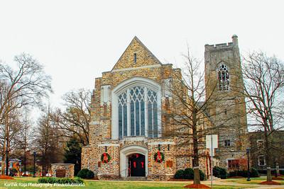Church, Charlotte, North Carolina
