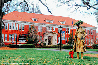University of Charlotte, Charlotte, North Carolina