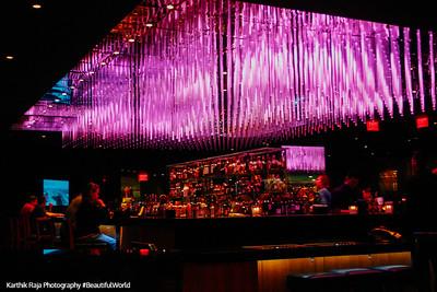 Liquidity bar at Luxor, Las Vegas, NV