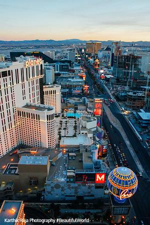 South Strip, Las Vegas, NV