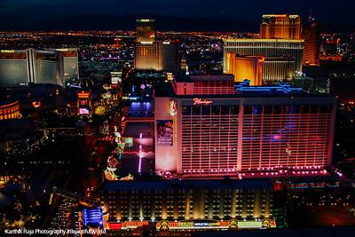 The Flamingo hotel and casino, Las Vegas, NV