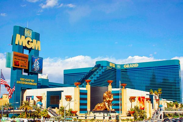 MGM Grand, Las Vegas, NV