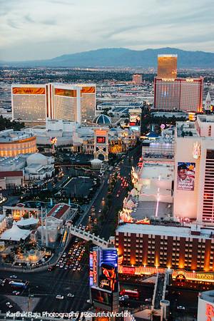North Strip, Las Vegas, NV