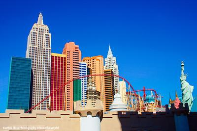New York New York, Las Vegas, NV