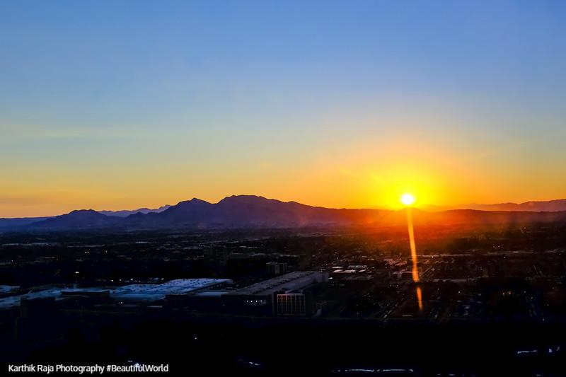 Sunrise, Las Vegas, Nevada