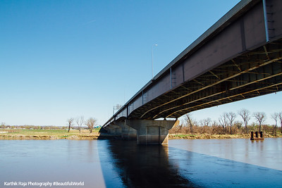 I-480 to Iowa, Omaha, Nebraska