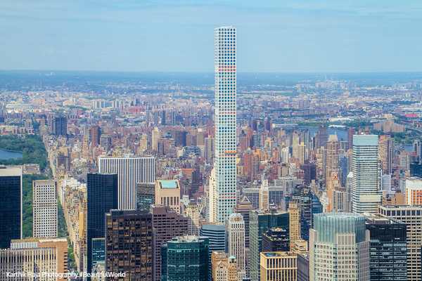 432 Park Avenue, New York City, World's Tallest Residential Building