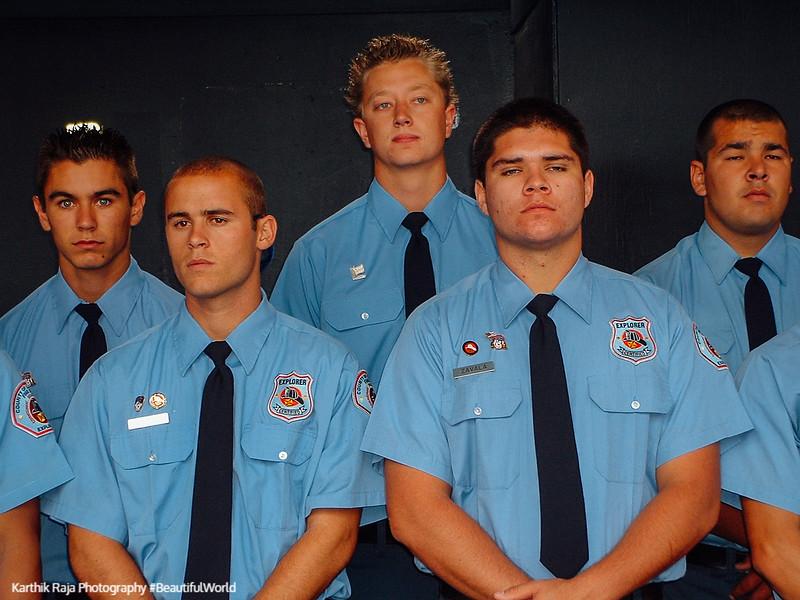 Explorers, In memory of 9/11, New York City