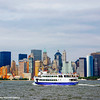 Circle Line Cruise in the bay, New York City