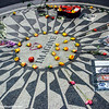 Strawberry Field, Lennon Memorial, Central Park, New York City