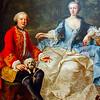 Count Giacomo Durazzo with wife, Martin van Meytens, 1695-1770,The Metropolitan Musuem of Art, New York City