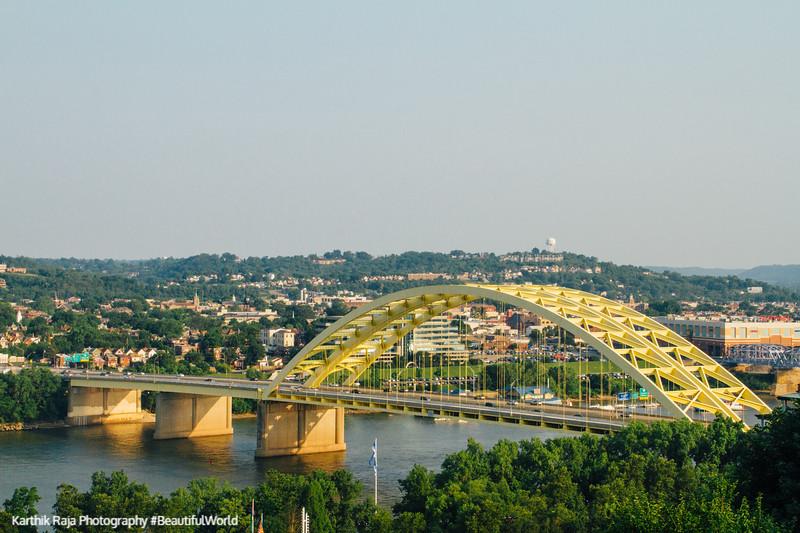 "Daniel Carter Beard ""Big Mac"" Bridge, Cincinnati, Ohio"