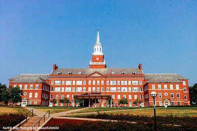 University of Cincinnati - McMicken Hall