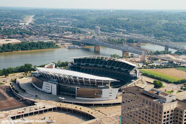 Paul Brown Stadium, Cincinnati, Ohio