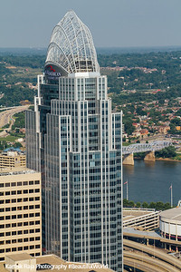 Great American Tower at Queen City Square, Cincinnati, Ohio