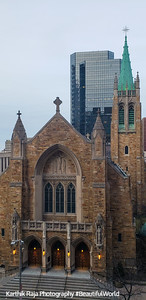 The Cathedral of St John the Evangelist, Cleveland, Ohio