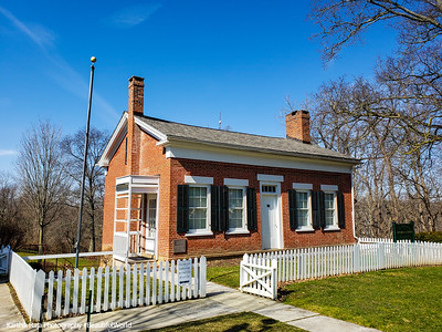 Edison Birthplace, Milan, Ohio