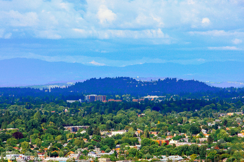 Rocky Butte, Portland, Oregon